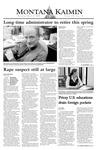 Montana Kaimin, March 10, 2004