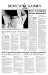 Montana Kaimin, April 13, 2004