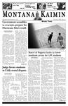 Montana Kaimin, September 22, 2005