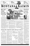 Montana Kaimin, September 27, 2005