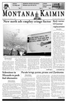 Montana Kaimin, October 4, 2005