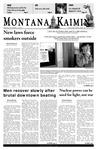 Montana Kaimin, October 7, 2005