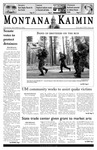 Montana Kaimin, October 13, 2005