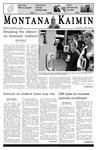 Montana Kaimin, October 21, 2005