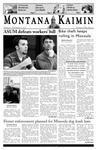 Montana Kaimin, November 10, 2005