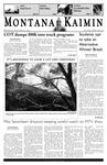 Montana Kaimin, November 30, 2005