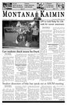 Montana Kaimin, December 1, 2005
