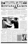 Montana Kaimin, March 16, 2006