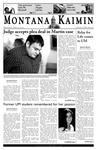 Montana Kaimin, April 12, 2006