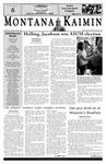 Montana Kaimin, April 28, 2006