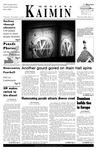 Montana Kaimin, October 17, 2006