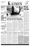 Montana Kaimin, November 1, 2006