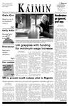 Montana Kaimin, November 15, 2006
