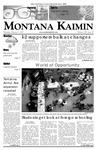 Montana Kaimin, February 1, 2007