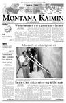 Montana Kaimin, February 2, 2007