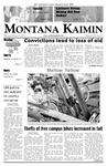 Montana Kaimin, February 6, 2007