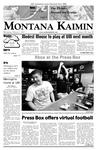 Montana Kaimin, February 7, 2007