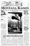 Montana Kaimin, February 9, 2007