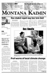 Montana Kaimin, February 14, 2007