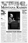 Montana Kaimin, February 15, 2007