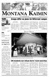 Montana Kaimin, February 16, 2007