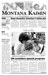 Montana Kaimin, February 22, 2007