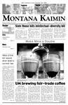 Montana Kaimin, February 23, 2007