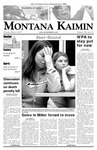 Montana Kaimin, March 1, 2007