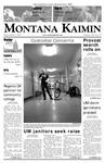 Montana Kaimin, March 2, 2007