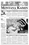 Montana Kaimin, March 7, 2007