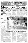Montana Kaimin, March 13, 2007