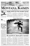 Montana Kaimin, March 23, 2007