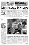 Montana Kaimin, April 3, 2007