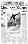 Montana Kaimin, April 5, 2007