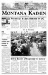 Montana Kaimin, April 6, 2007