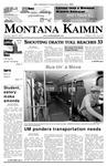 Montana Kaimin, April 17, 2007