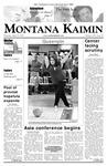 Montana Kaimin, April 19, 2007