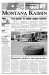 Montana Kaimin, April 24, 2007