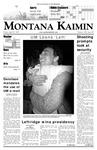Montana Kaimin, April 27, 2007