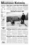 Montana Kaimin, October 3, 2007