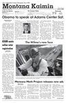 Montana Kaimin, April 3, 2008