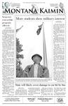 Montana Kaimin, September 11, 2008
