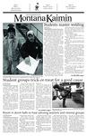 Montana Kaimin, October 30, 2009