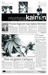 Montana Kaimin, September 1, 2010