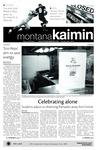 Montana Kaimin, September 2, 2010