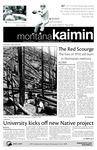 Montana Kaimin, September 3, 2010