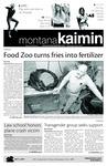 Montana Kaimin, September 8, 2010