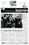 Montana Kaimin, September 10, 2010