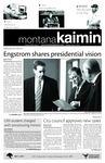 Montana Kaimin, September 14, 2010