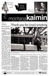 Montana Kaimin, September 15, 2010